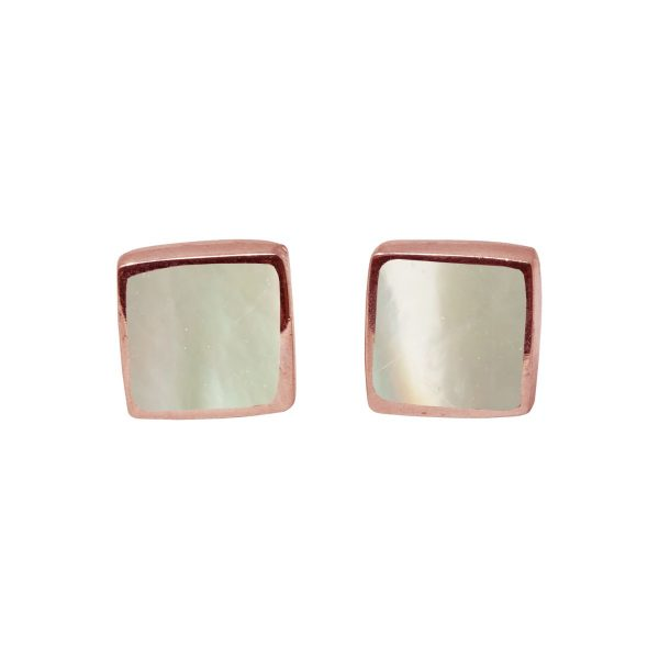 Rose Gold Mother of Pearl
